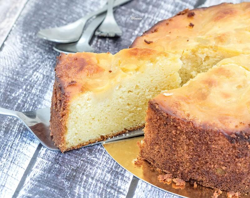 עוגת-קרם-פודינג-תפוזים-ו