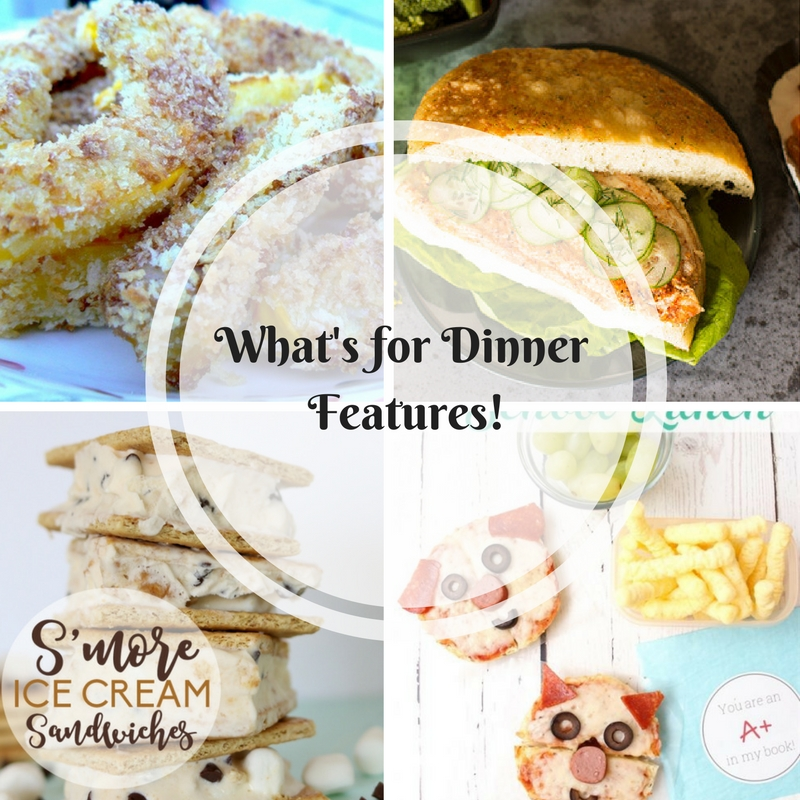 What's for DinnerFeatures (1)
