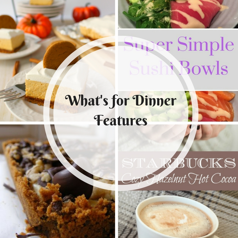 What's for Dinner features