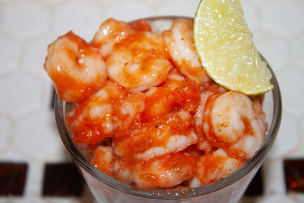 Las Vegas shrimp