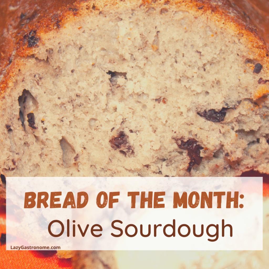 olives bread