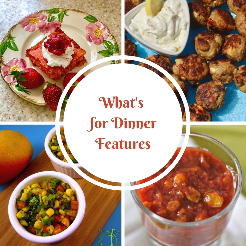 dinner features